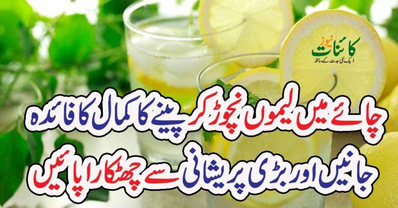 لیموں نچوڑ